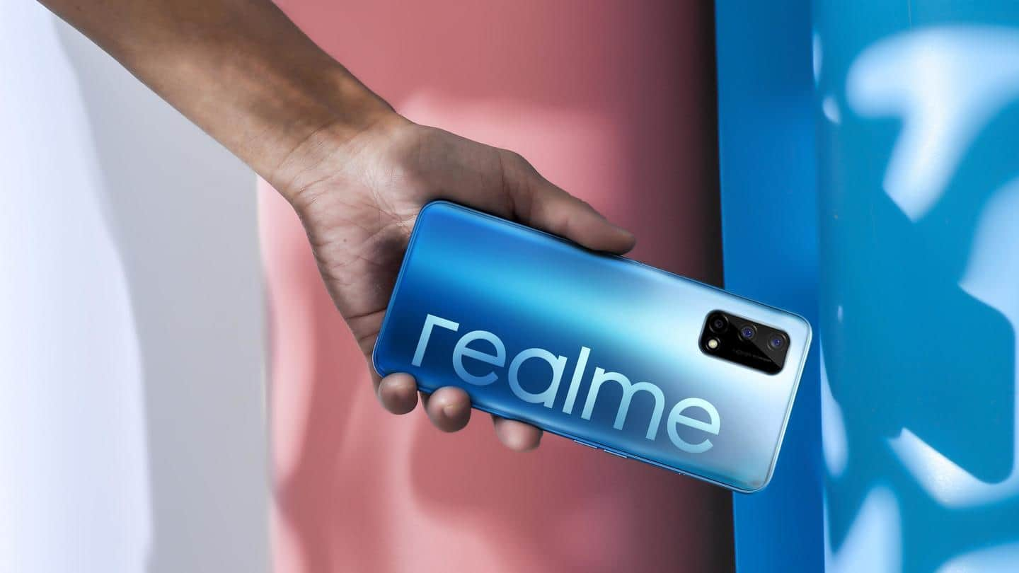Ahead of launch, Realme Q2's specifications and images leaked