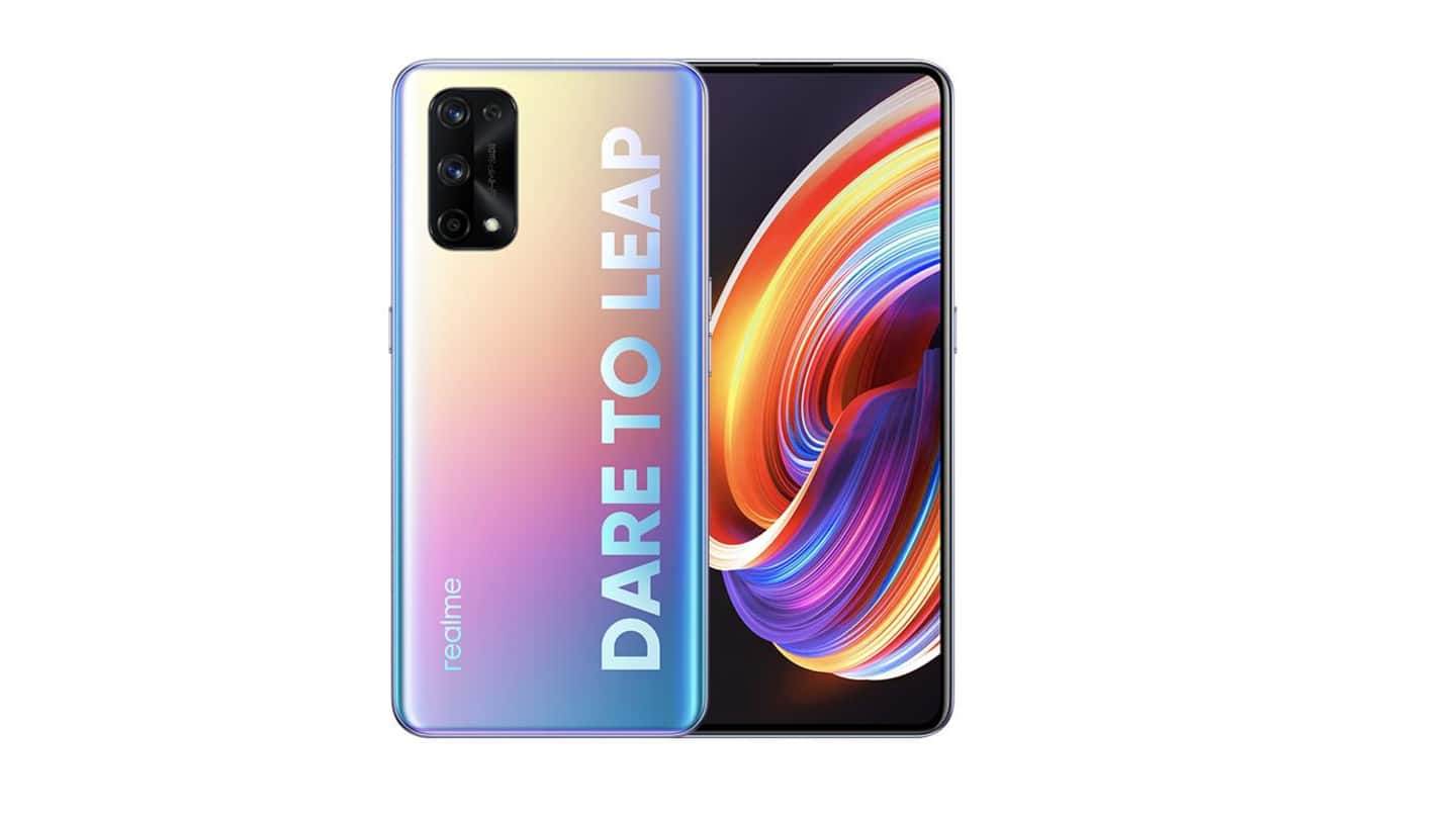Realme X7 Pro, with 120Hz screen, goes official in Thailand