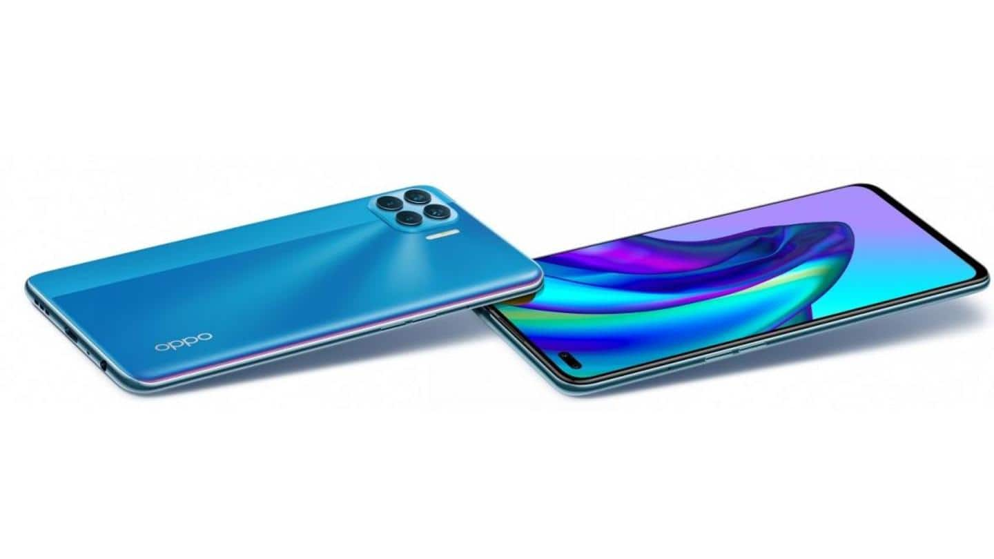 OPPO Reno4 Lite, with MediaTek Helio P95 chipset, launched