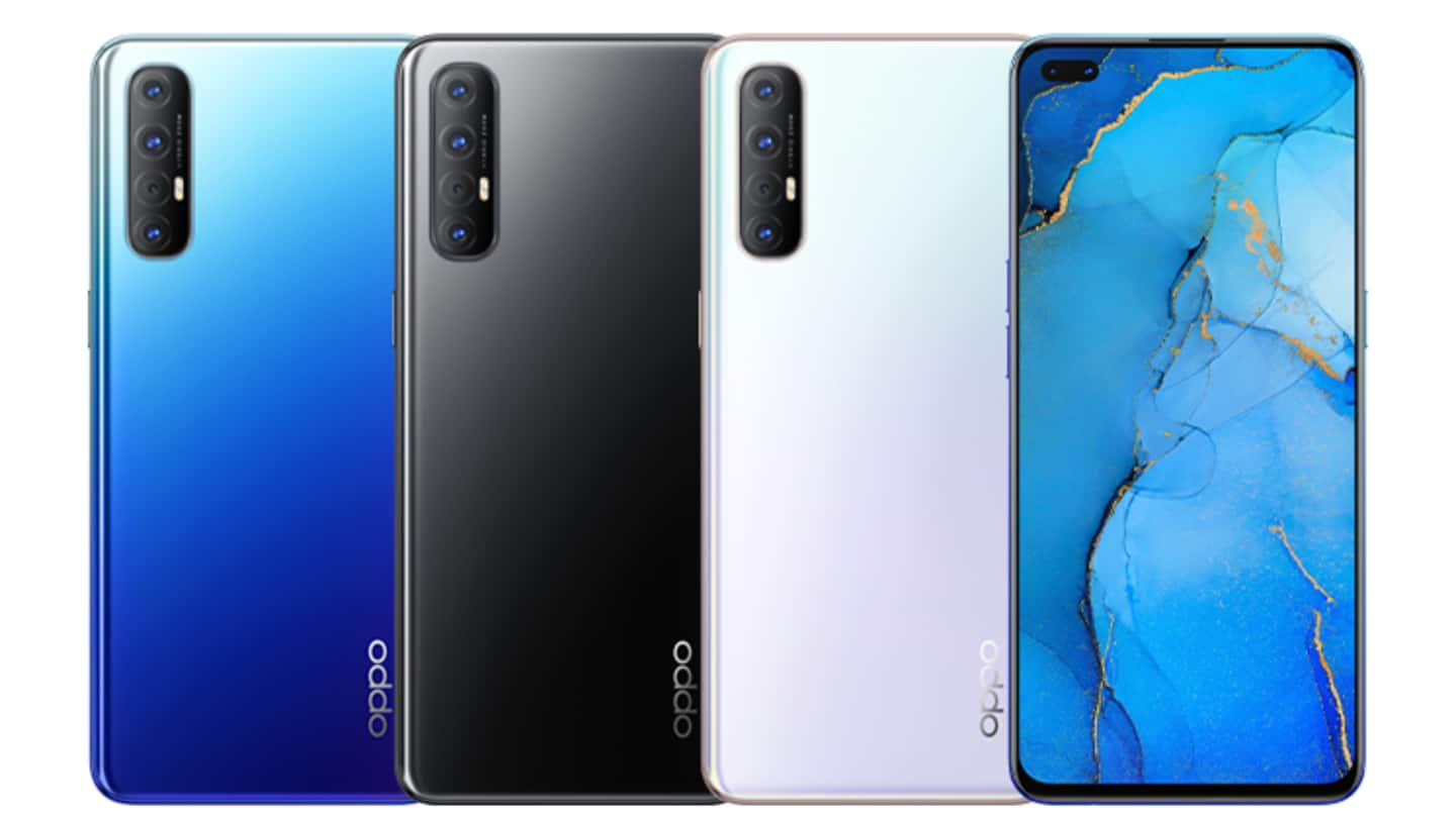 #DealOfTheDay: OPPO Reno3 Pro is available with Rs. 7,000 discount