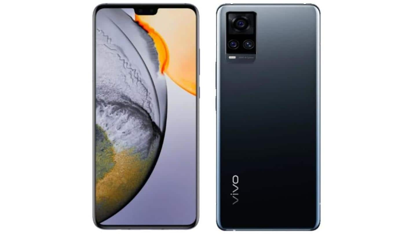 Vivo S7 revealed in leaked render; prices also tipped