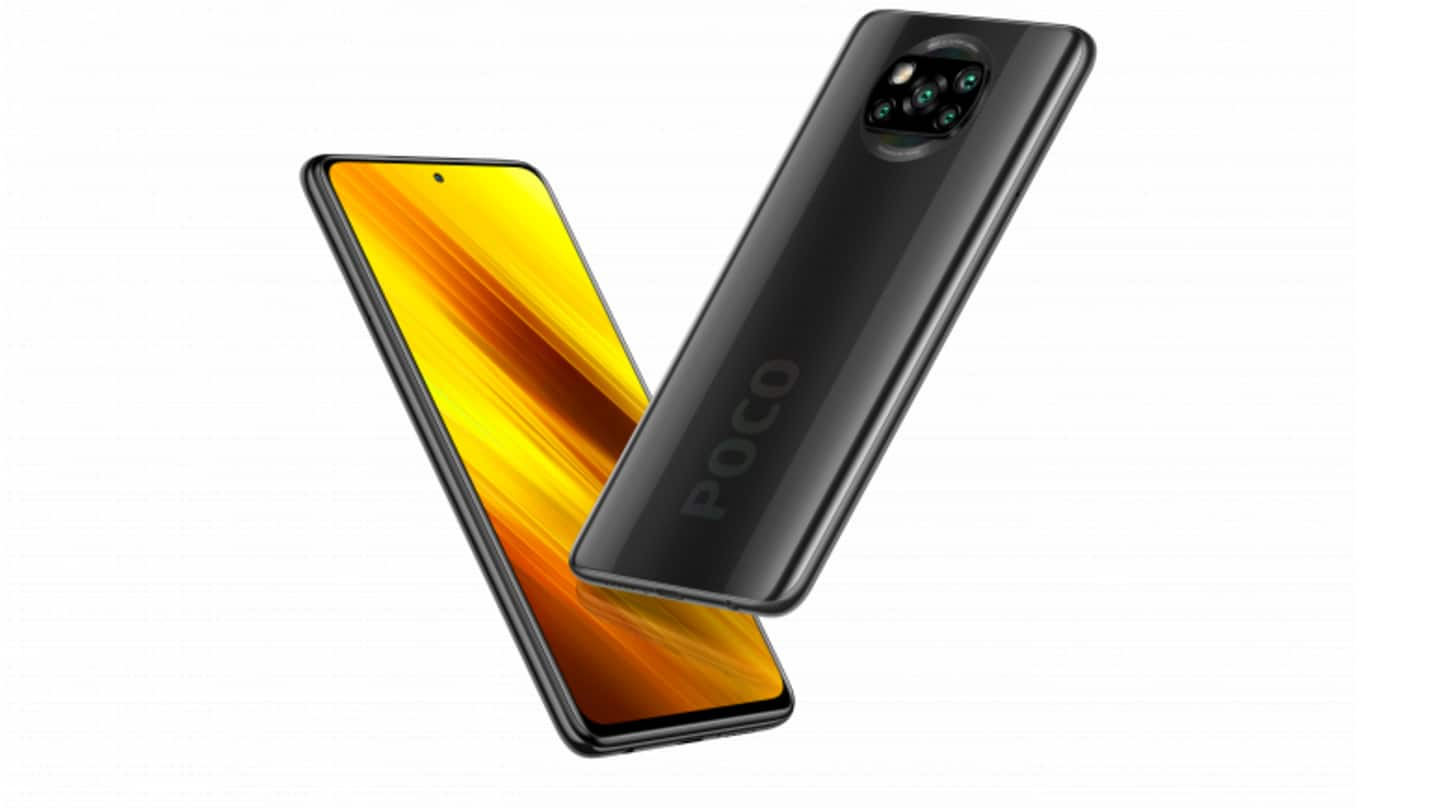 POCO X3 NFC, with 120Hz display, Snapdragon 732G chipset, launched
