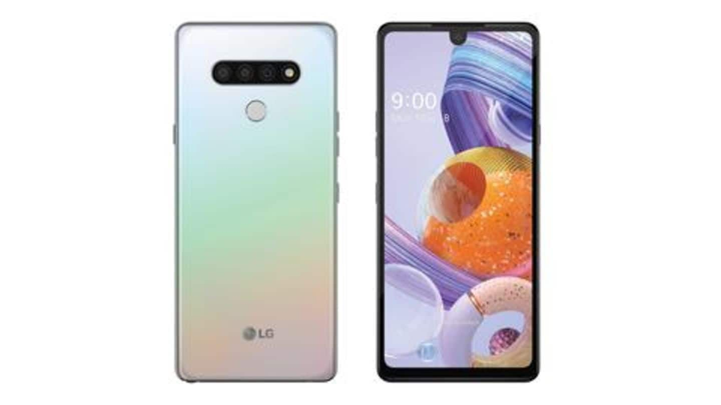 LG Stylo 6, with Full-HD+ display and Stylus, goes official