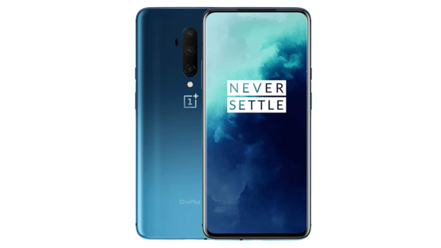 #DealOfTheDay: OnePlus 7T Pro is available with Rs. 15,000 discount