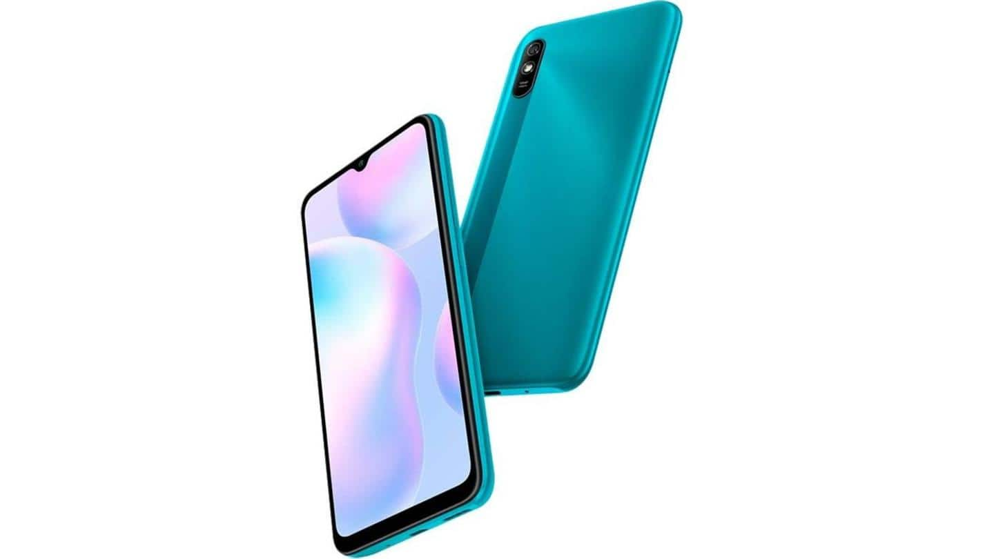 Redmi 9A to go on sale today at 12 pm