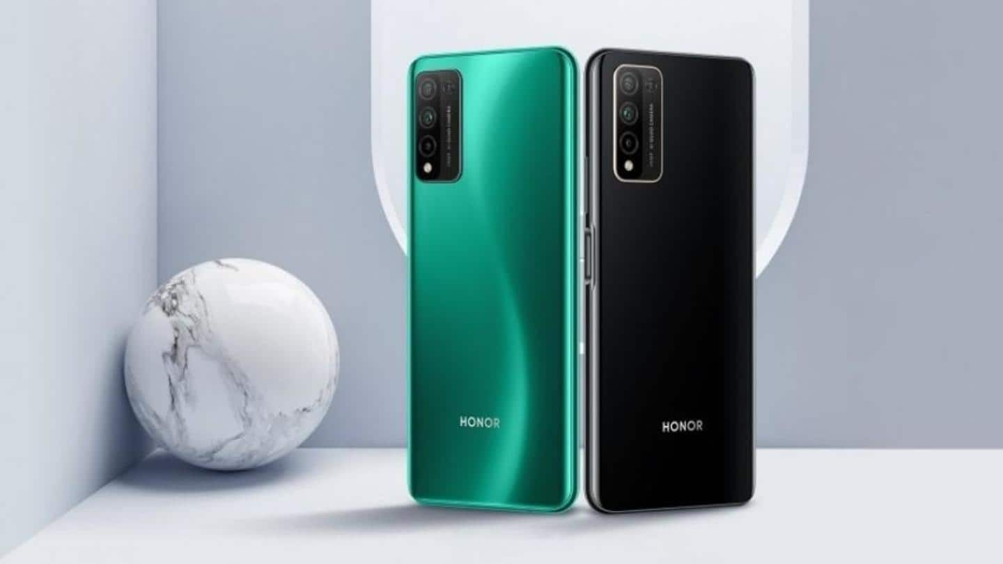 Honor 10X Lite, with Kirin 710A chipset, launched in Europe