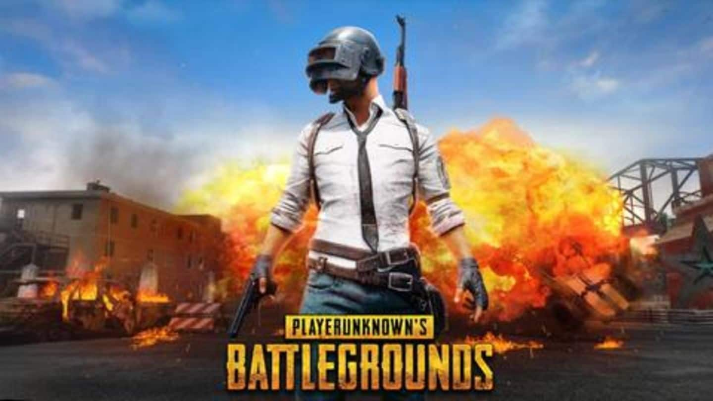 25-year-old man, hooked to PUBG, drinks acid instead of water