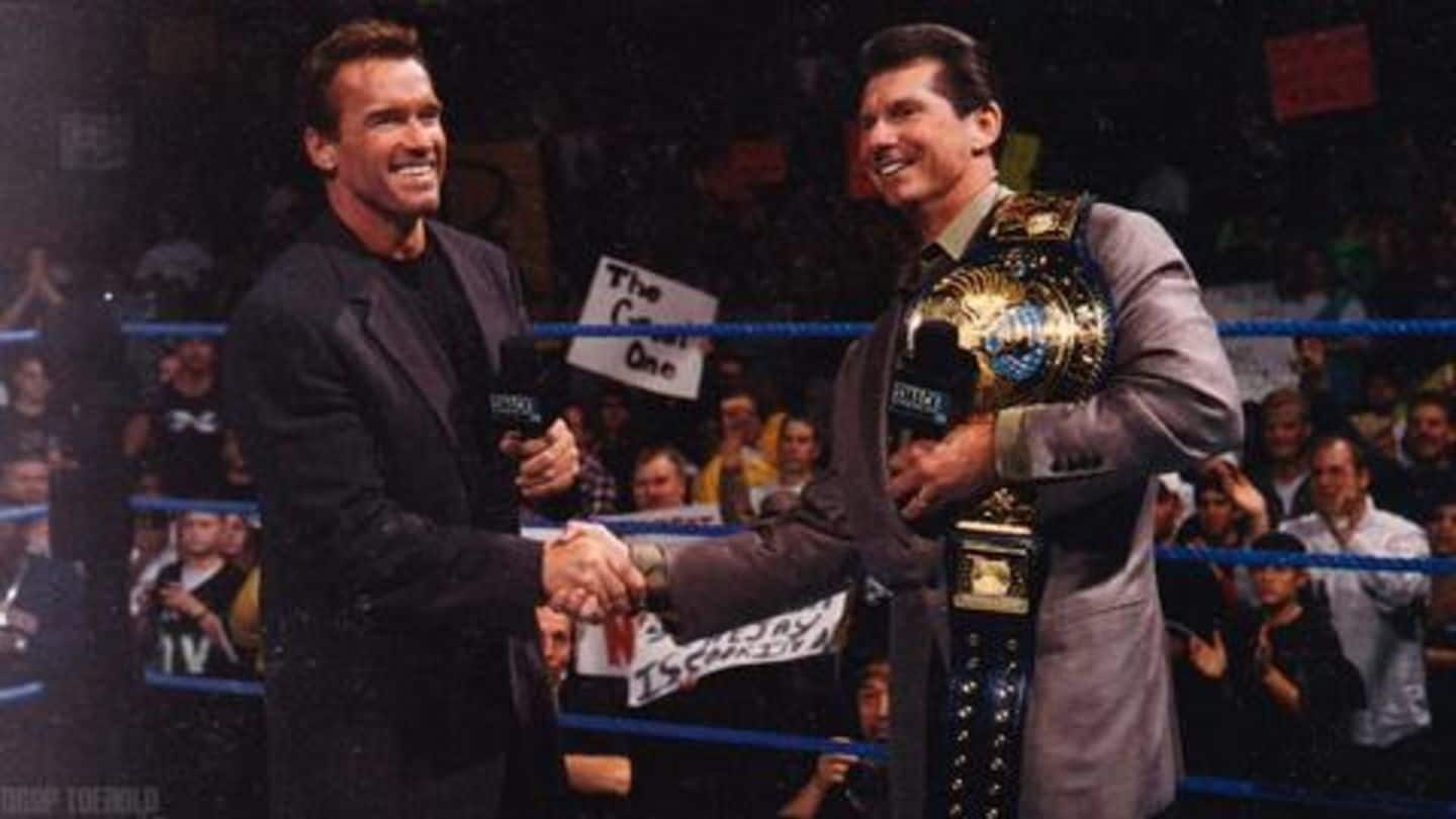 These Hollywood celebrities made a memorable appearance in WWE
