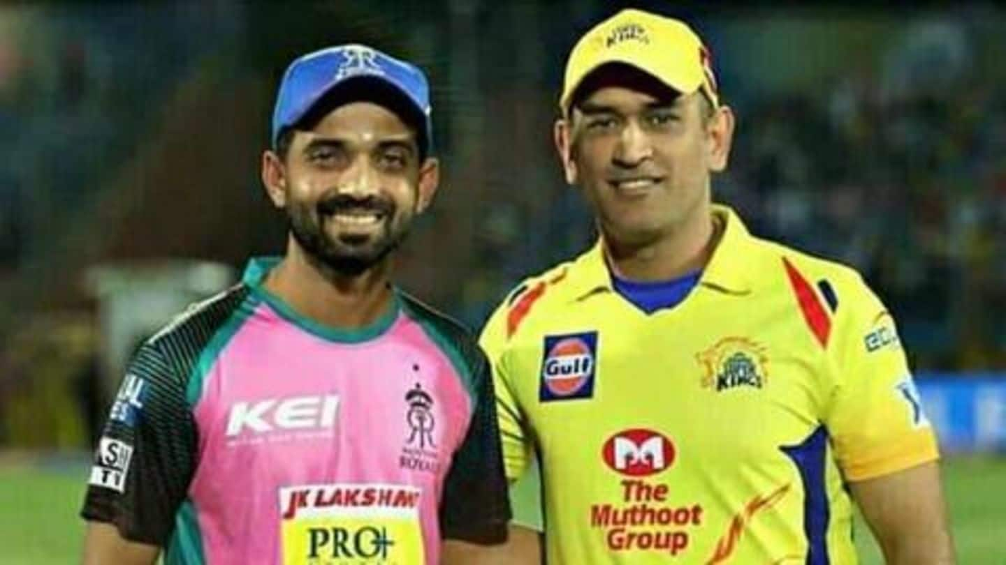 RR vs CSK: Match preview, head-to-head records and pitch report