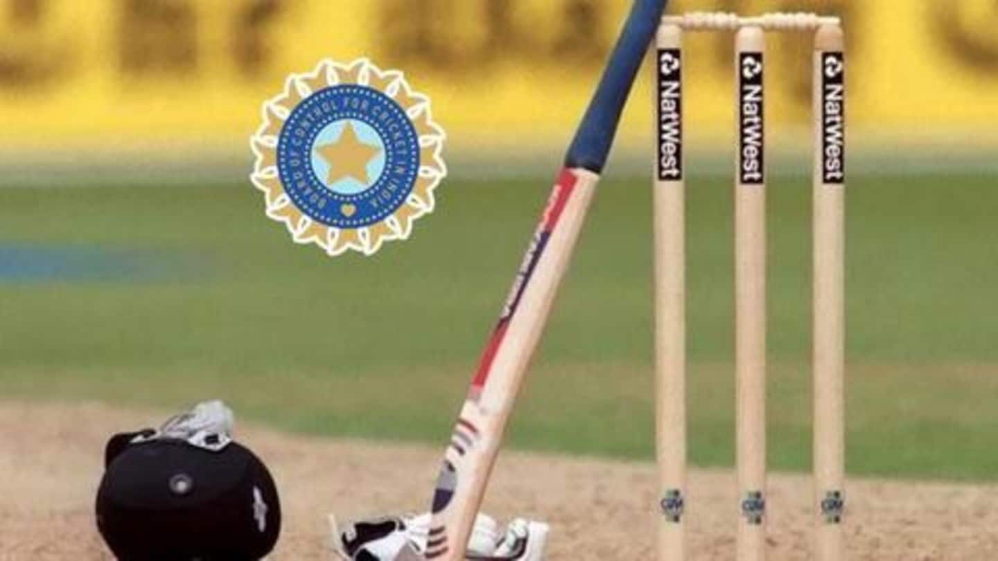 BCCI relaxes age fraud rule - Details here