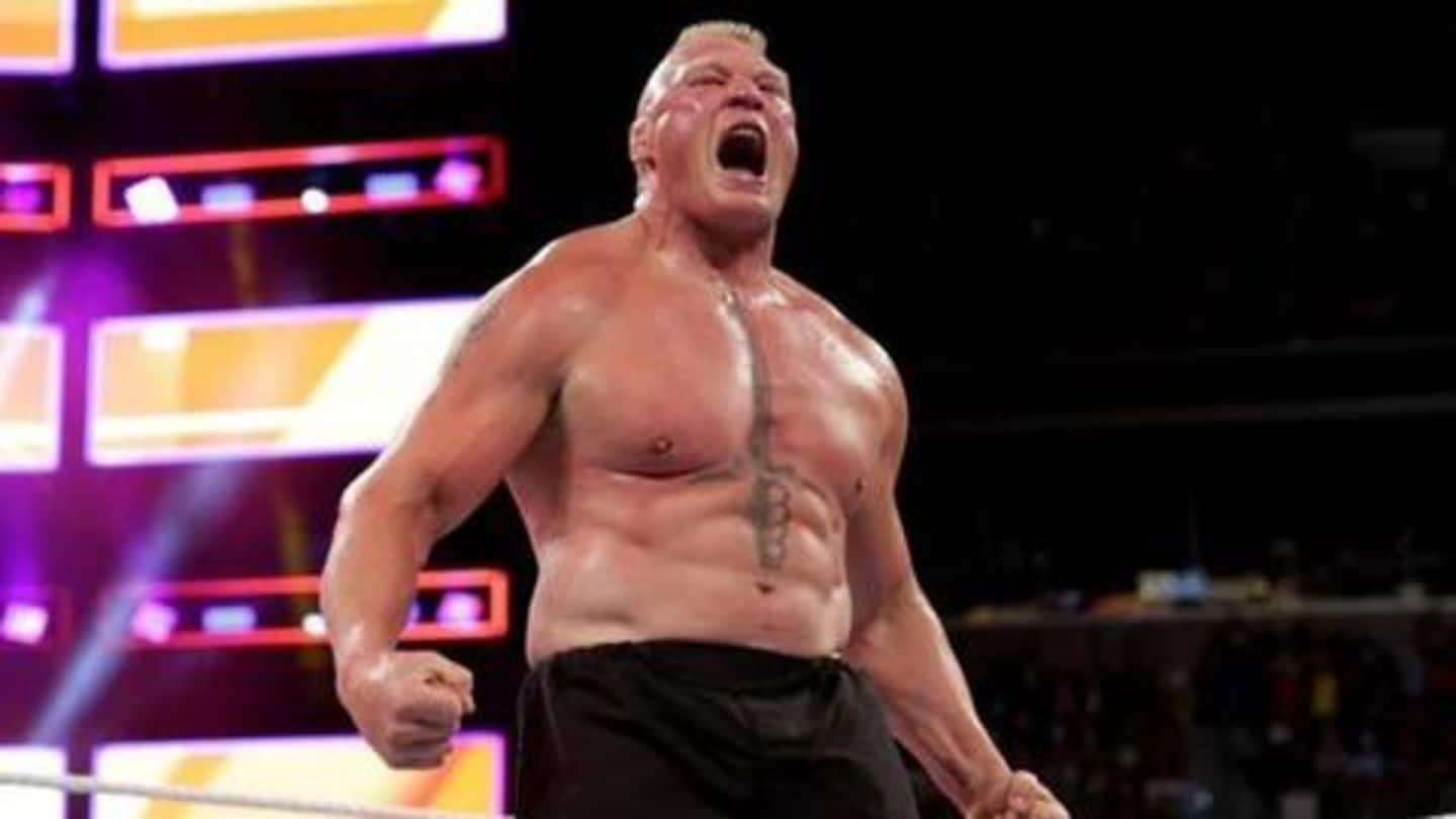 WWE: Reasons why Brock Lesnar should move to SmackDown