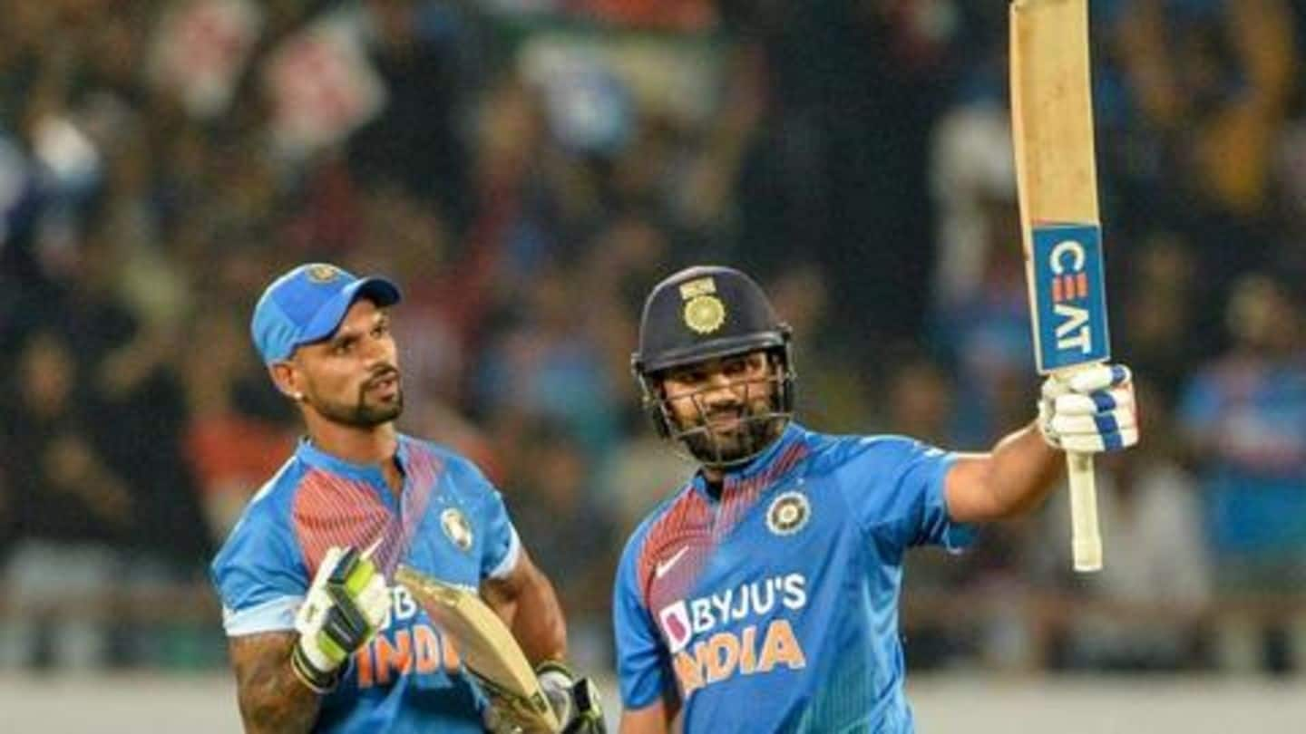 Sharma, Dhawan might not play against Windies: Details here