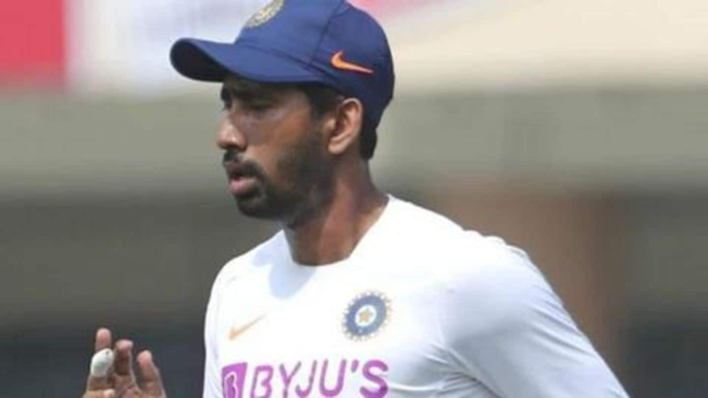Wriddhiman Saha asked not to participate in Ranji Trophy