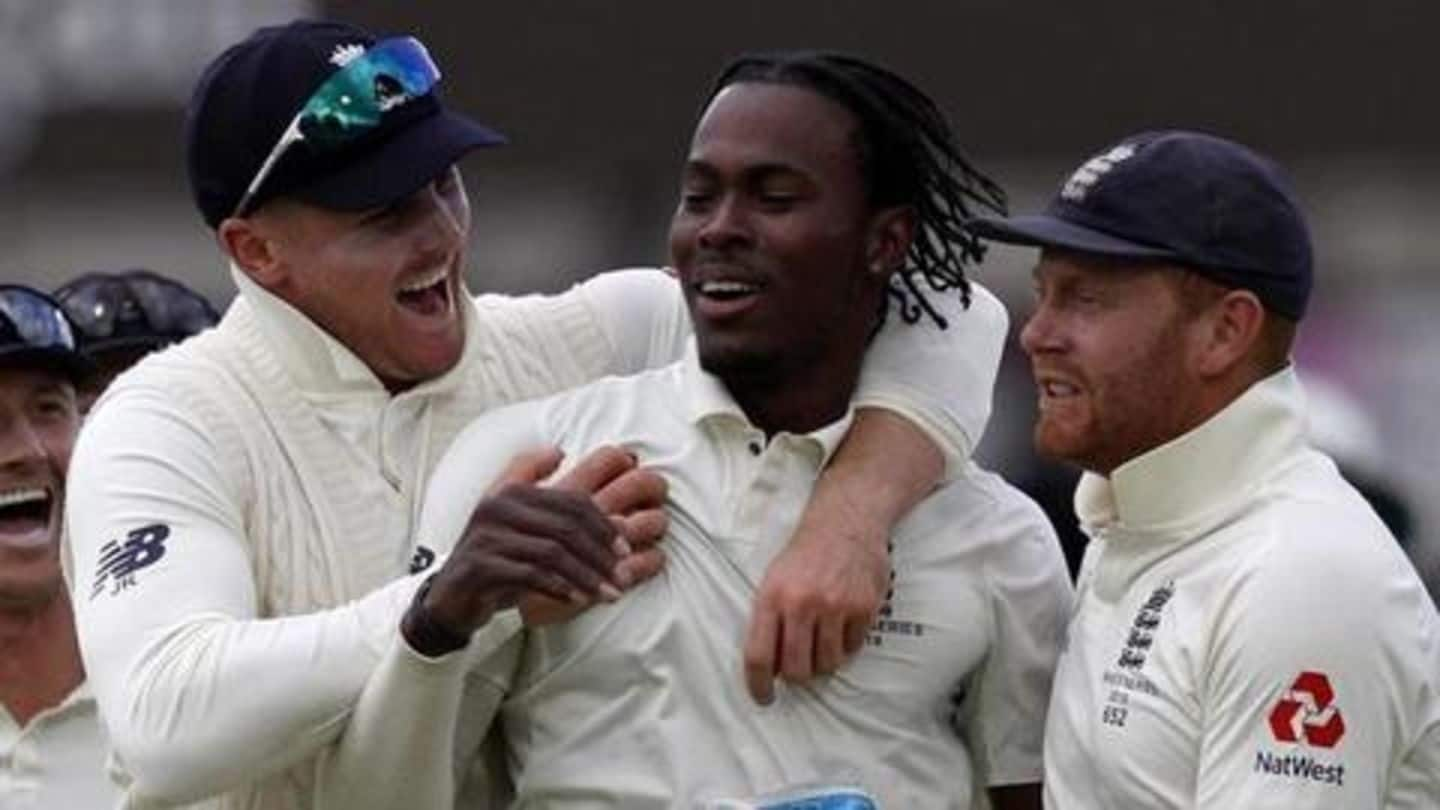 Ashes 2019: England name unchanged 12-man squad for Headingley Test