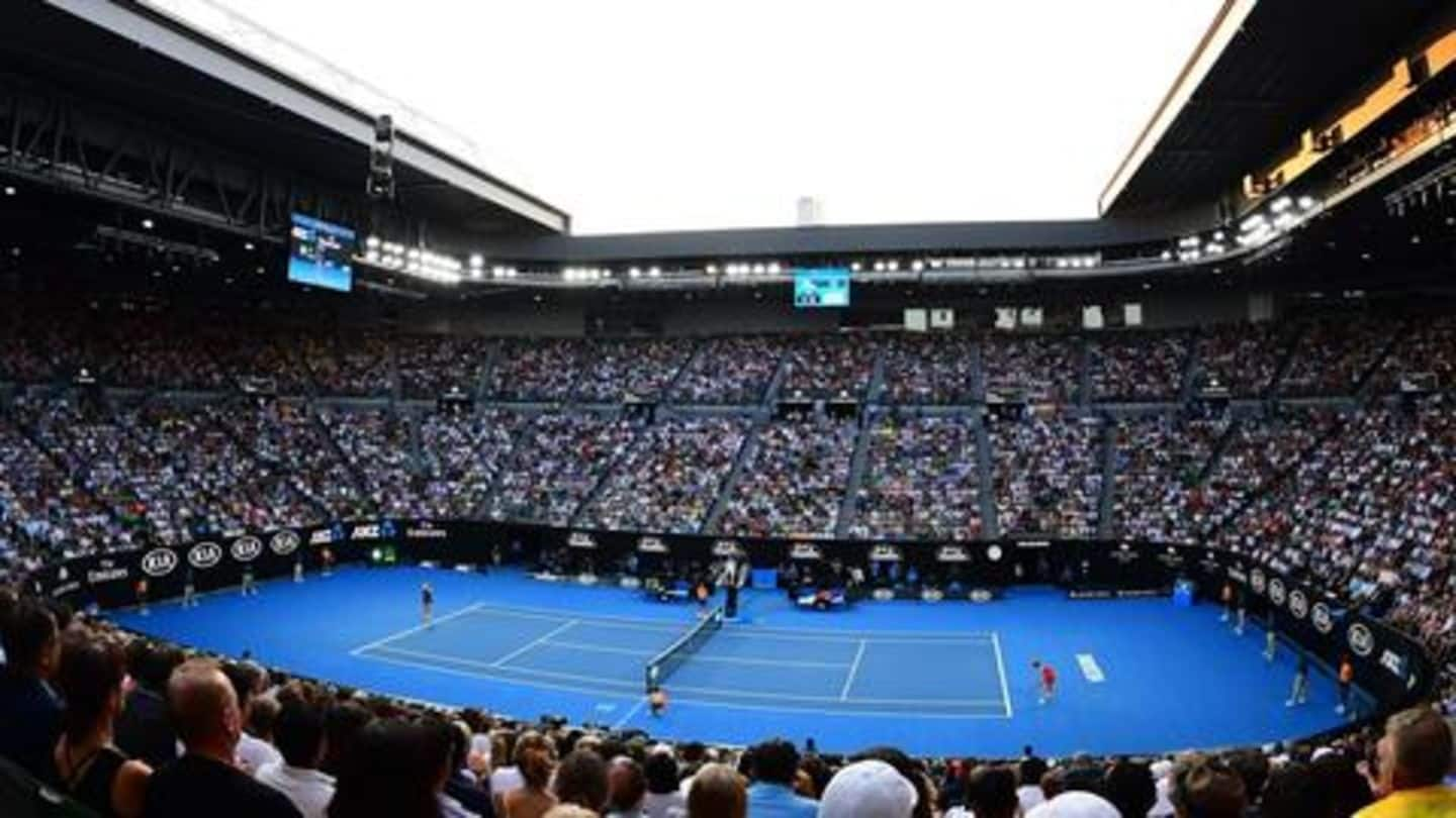 Tennis: A look at the history of Australian Open