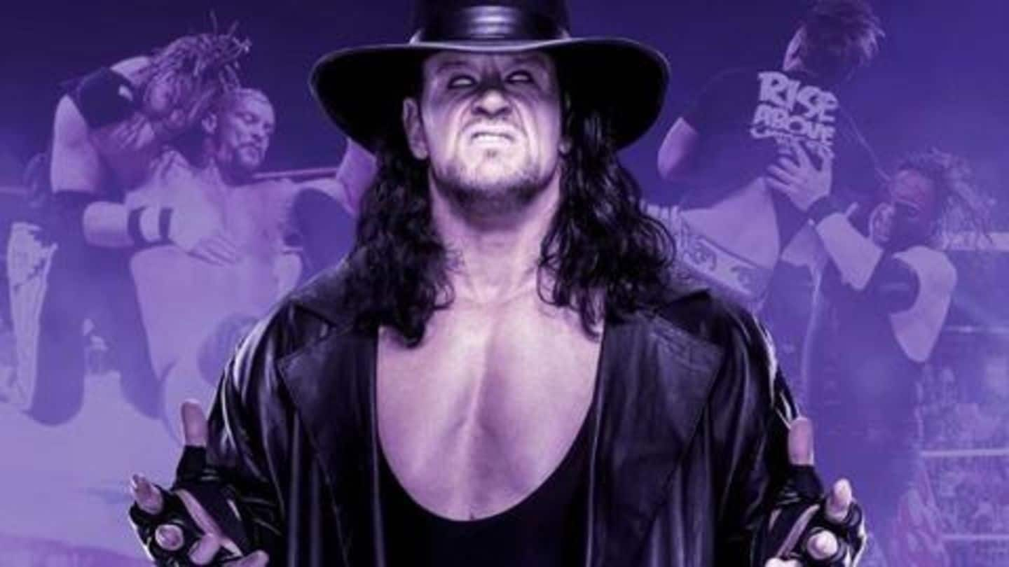 WWE: Five creepiest moments involving The Undertaker