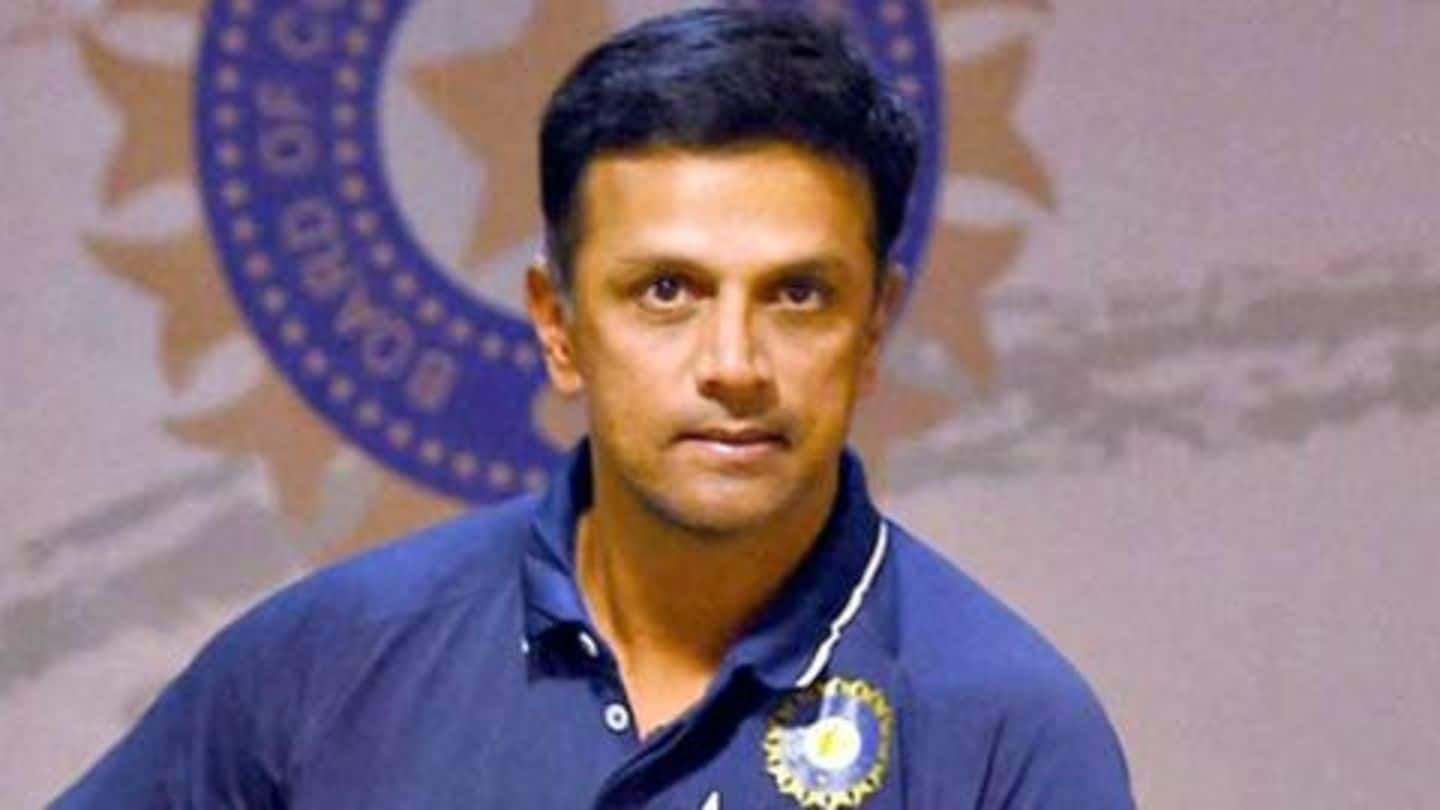 Why Rahul Dravid feels Day-Night Tests are not enough?