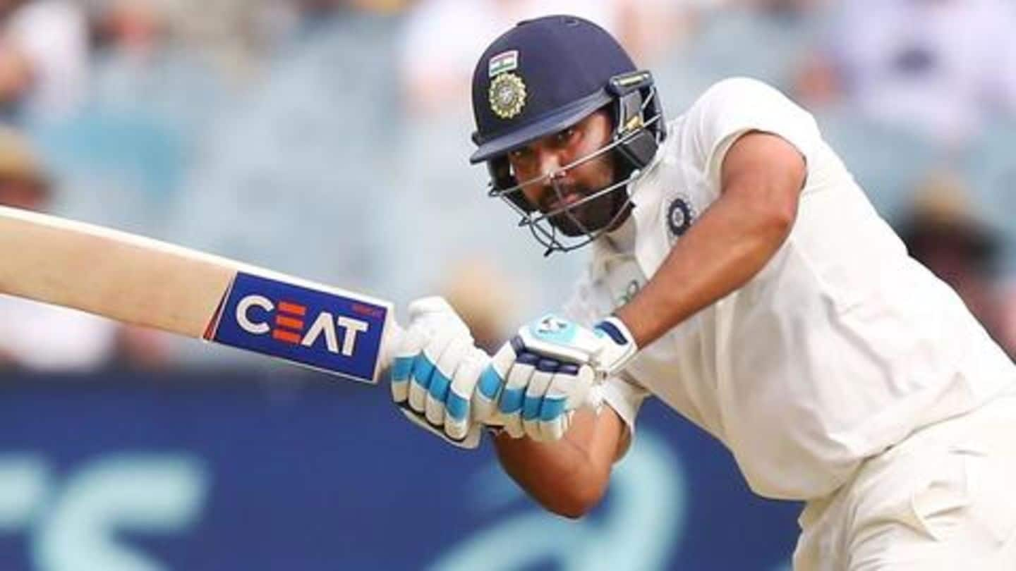 Ex-Indian cricketer questions move to promote Rohit as Test opener