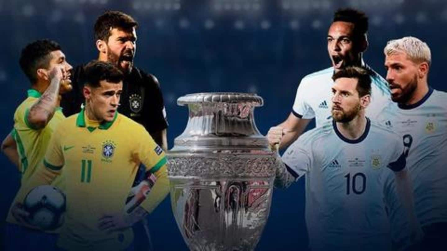 Brazil vs Argentina: Match preview, head-to-head and predicted line-ups
