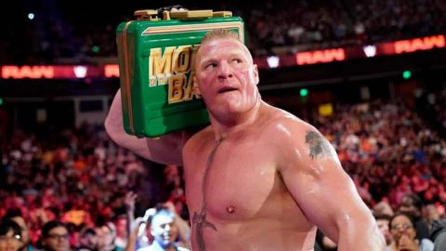 WWE: These are the things that could elude Brock Lesnar