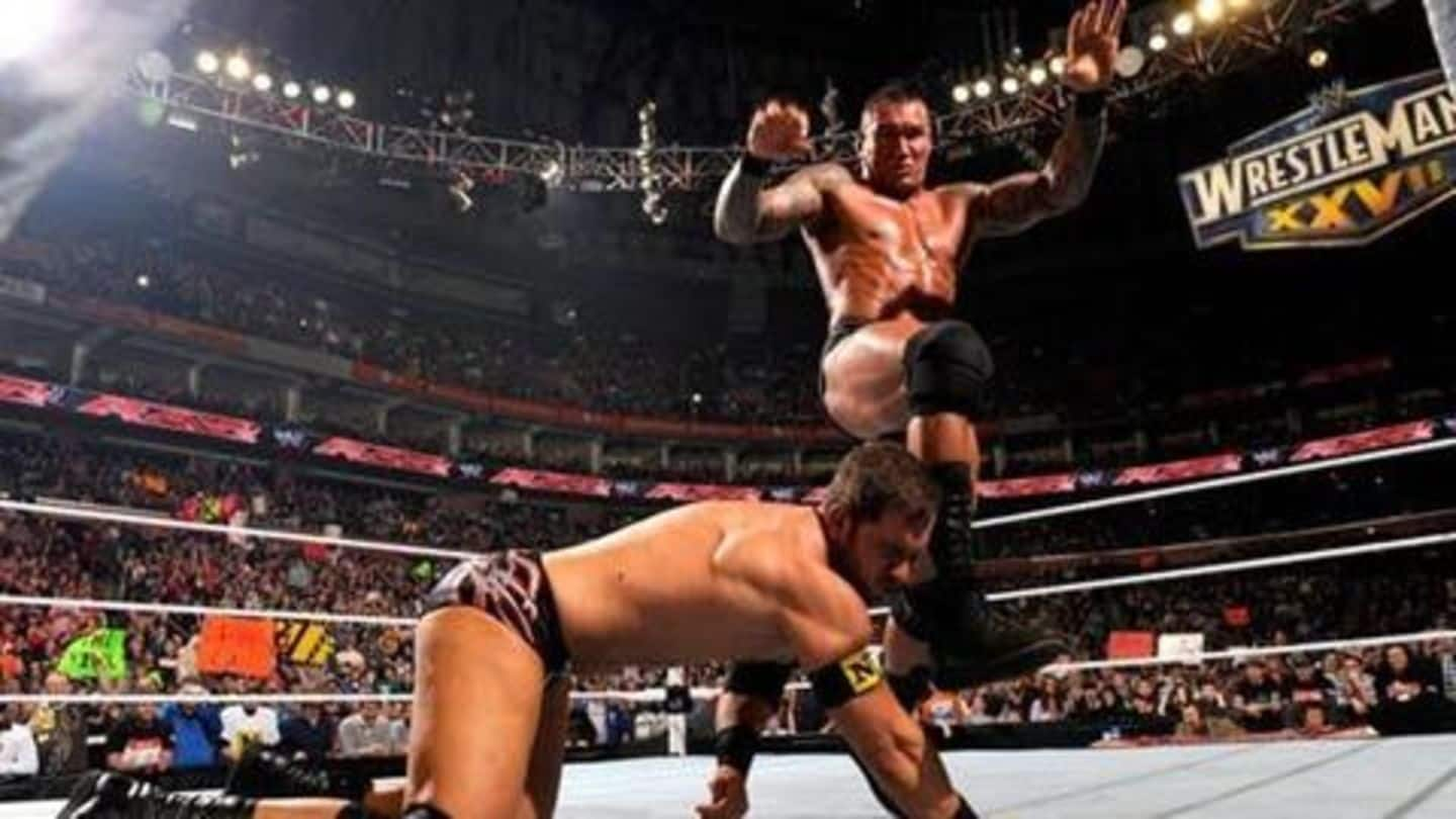 WWE: These finishing moves have never been kicked out