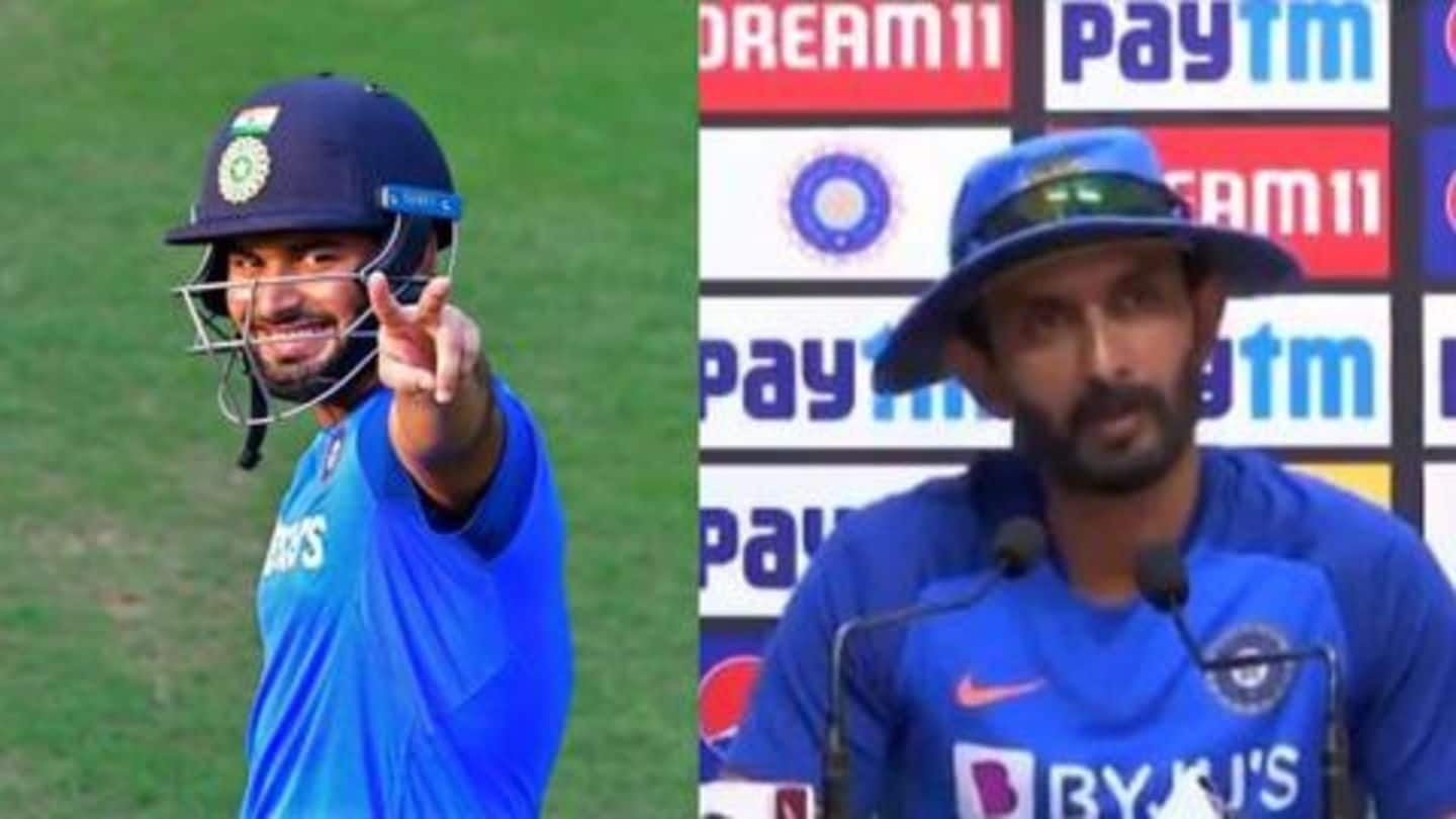 Pant shouldn't confuse fearless cricket with reckless: Batting coach