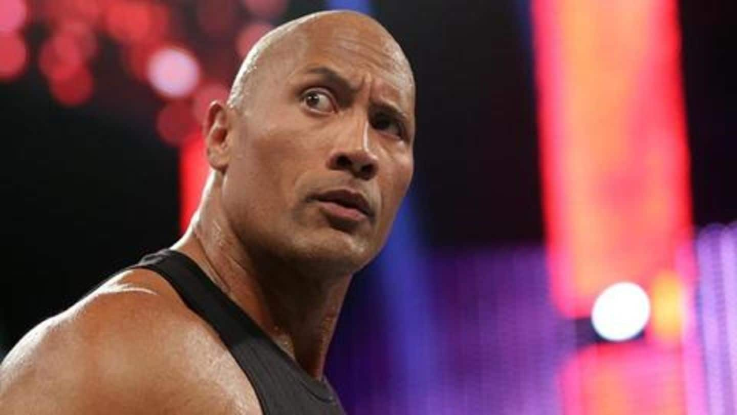 WWE: Top career moments of The Rock