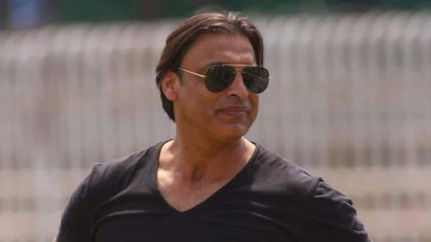 Shoaib Akhtar rates this Indian as 'king of reverse swing'