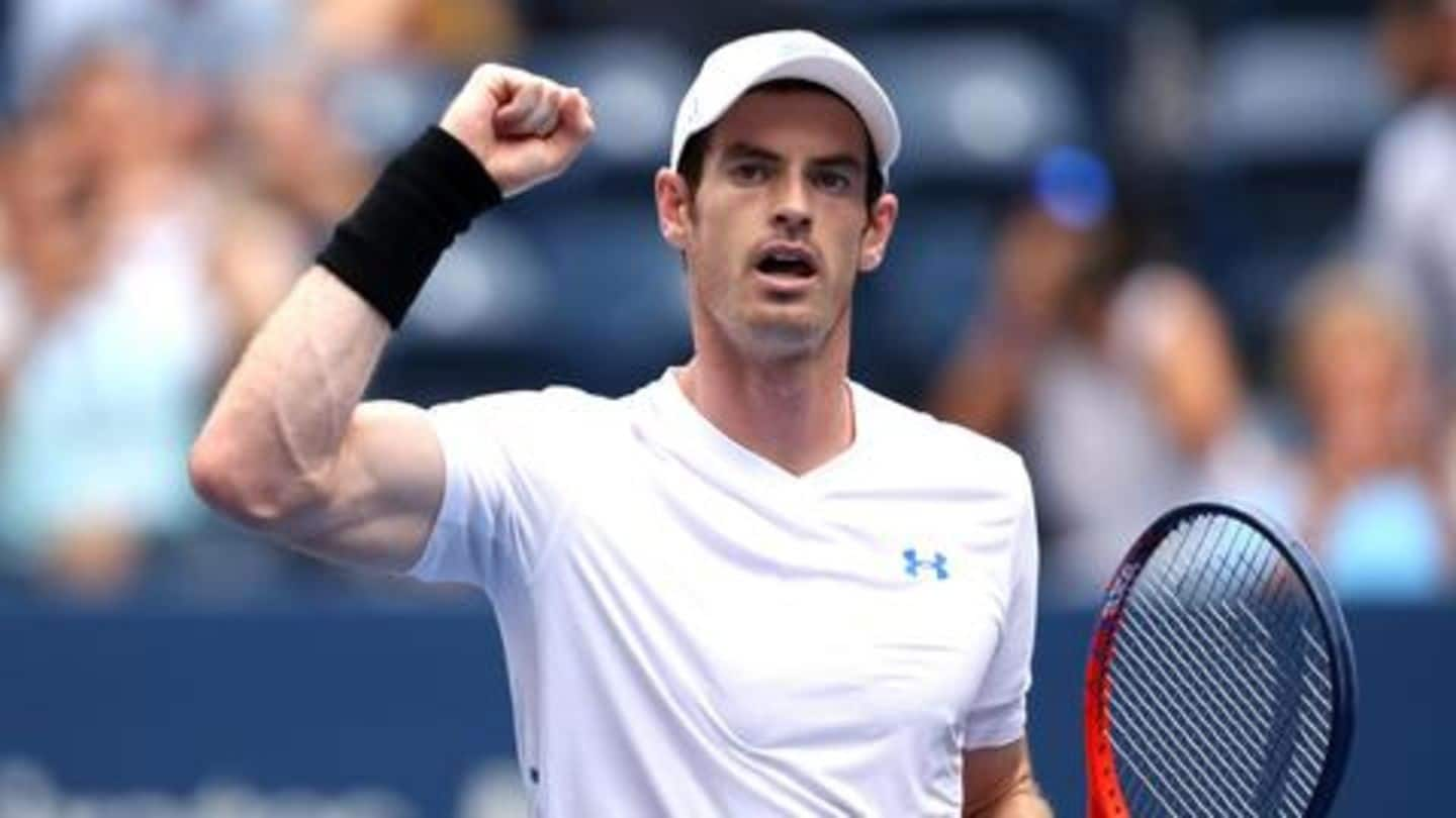 A look at top moments of Andy Murray's career