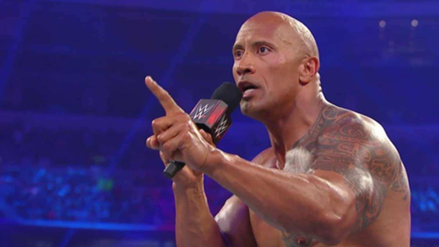WWE: Here are some amazing facts about The Rock