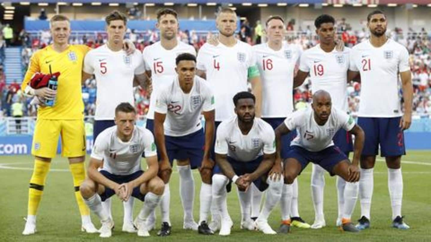 Road to 1,000: Some key facts from England's international football