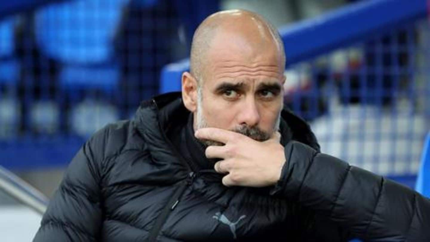 Premier League: Despite win, Guardiola issues warning to Manchester City