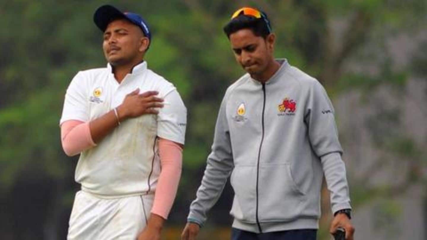 Can Prithvi Shaw recover in time for New Zealand tour?