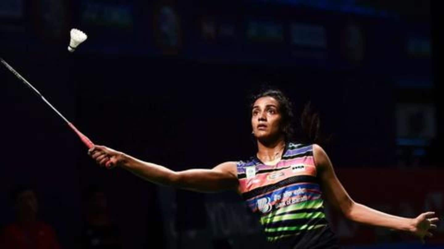 Here are some interesting facts about PV Sindhu