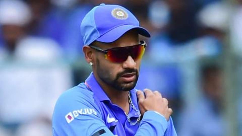Shoulder injury makes Shikhar Dhawan doubtful for New Zealand tour