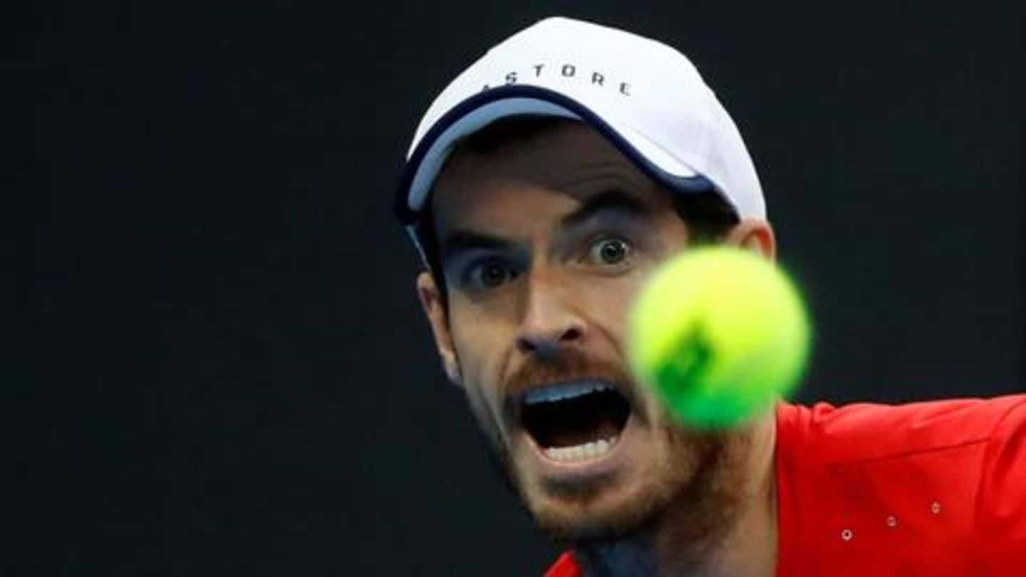 Andy Murray to pull out of French Open 2020?