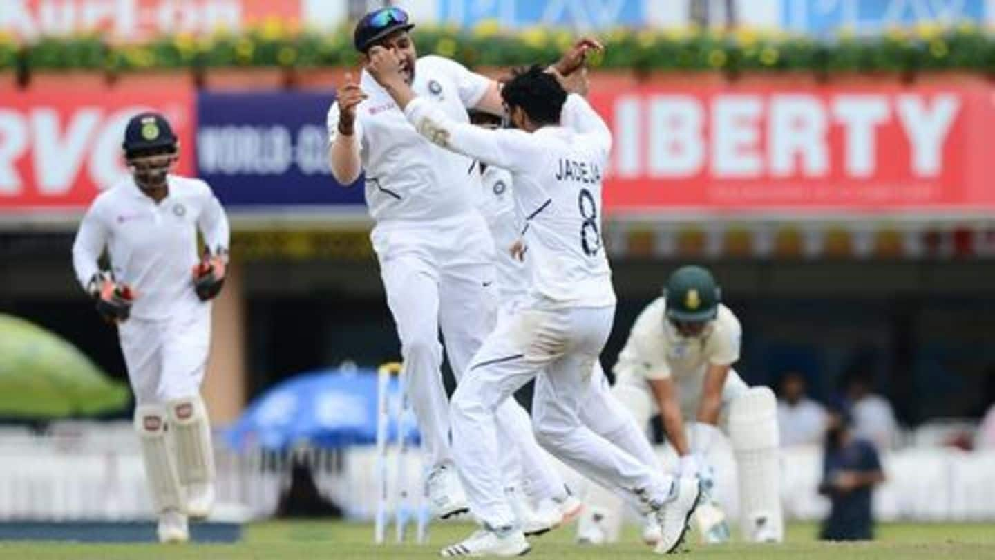 India vs South Africa 2019-20: Key takeaways from Test series