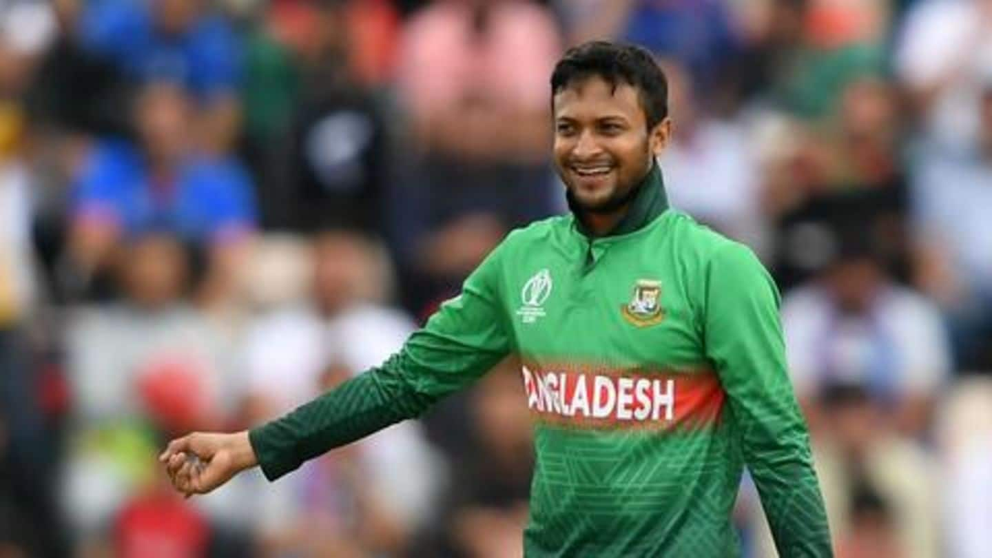 Shakib Al Hasan makes bold claim regarding Bangladesh cricketers