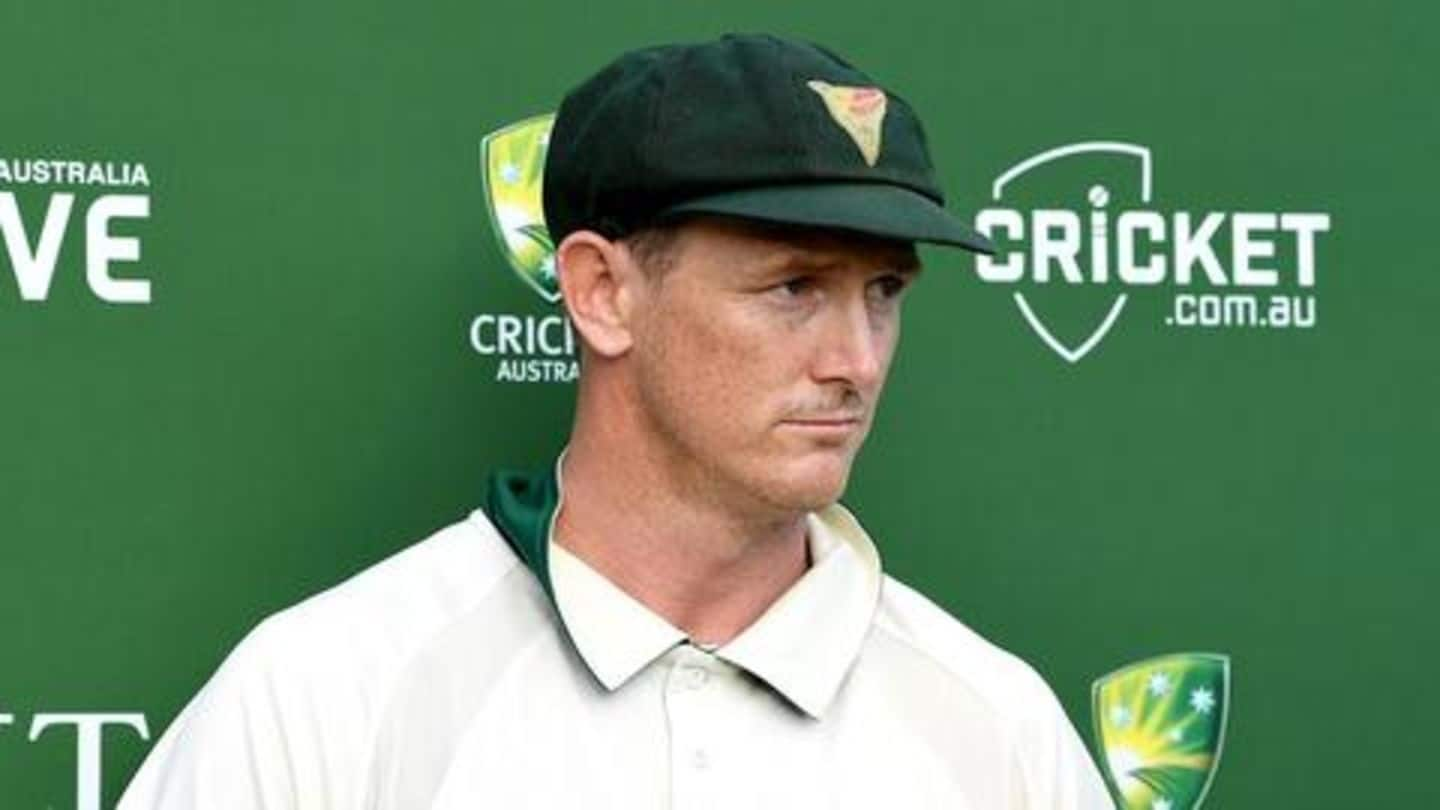 George Bailey to become full-time Australian national selector: Details here
