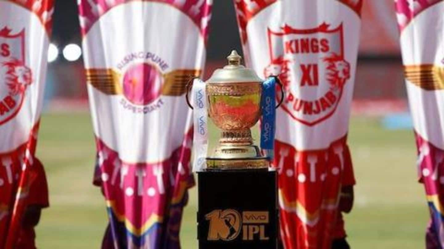 IPL 2019: Here is the list of strange records scripted
