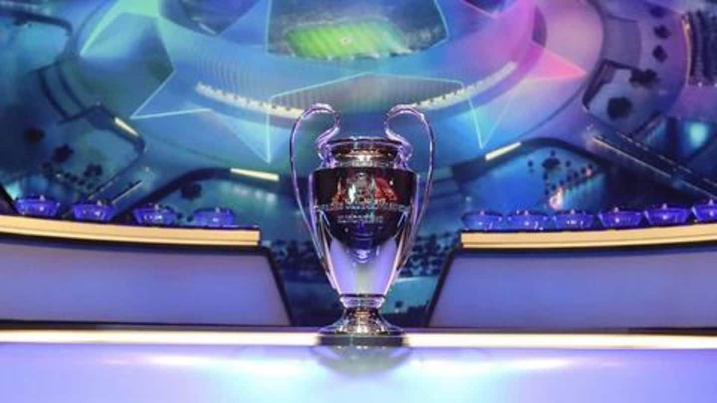Reliving the history of UEFA Champions League