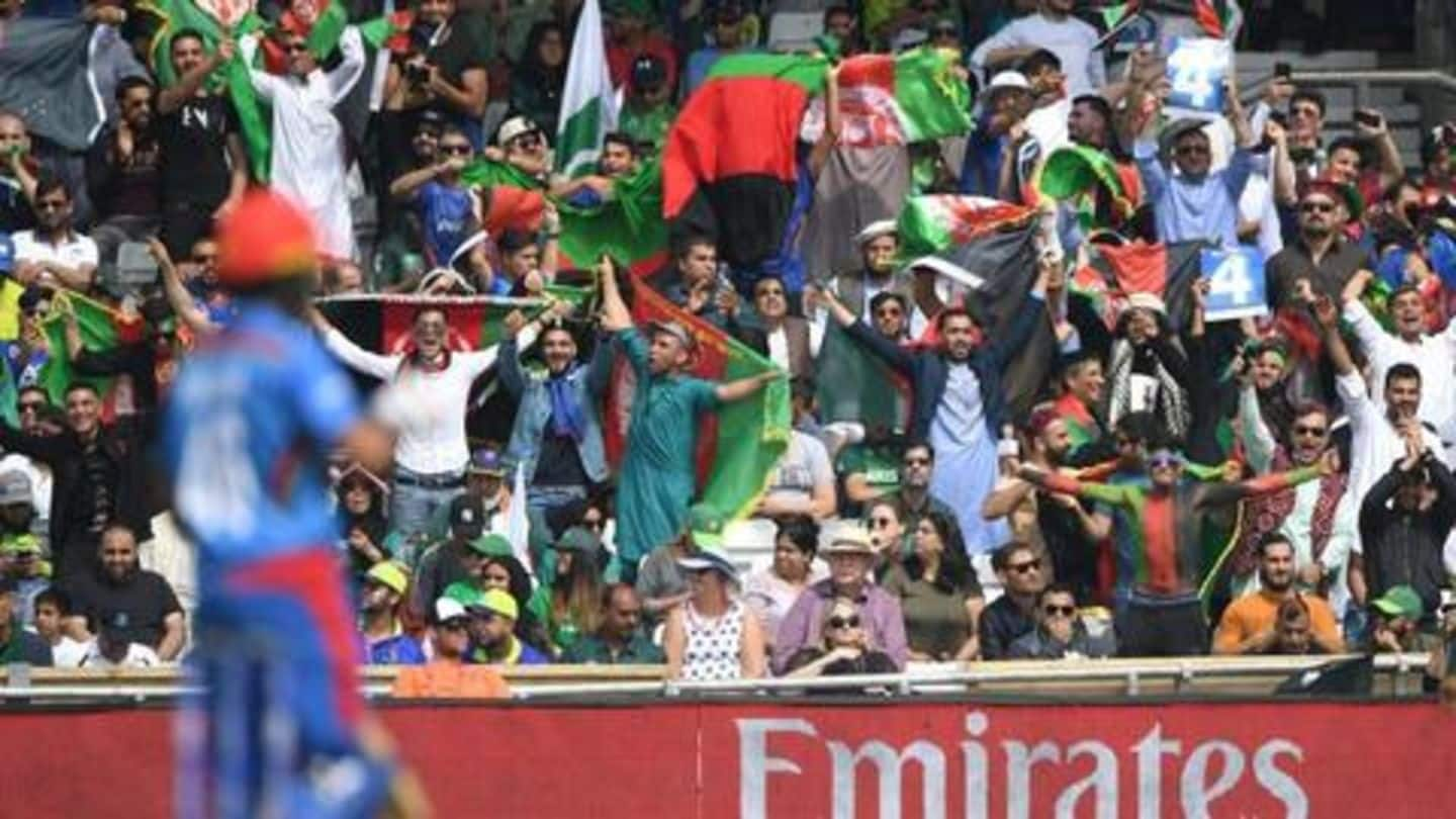 Fans clash during Pakistan-Afghanistan World Cup tie: Details here