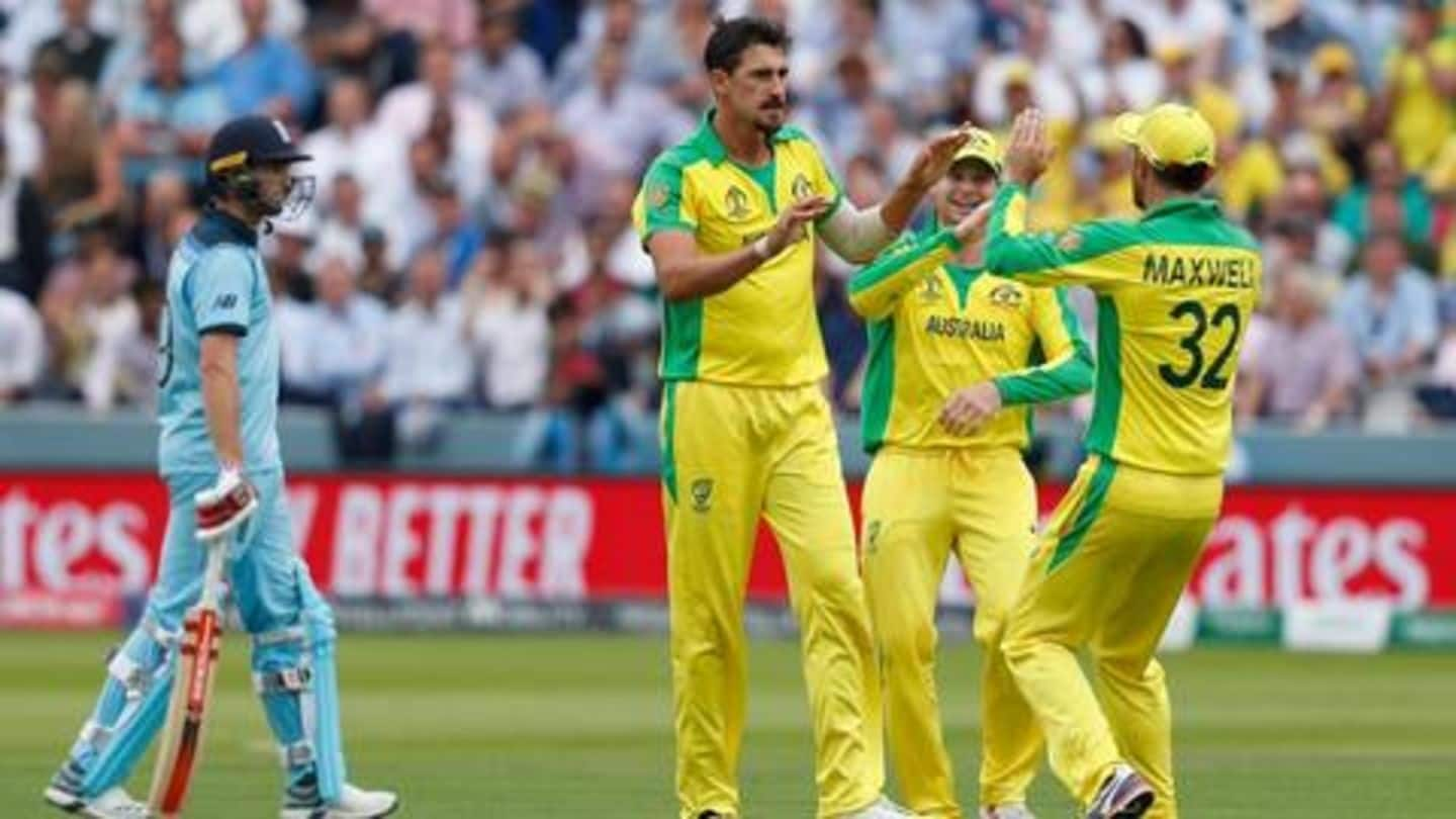 Ranking the best ODI clashes between Australia and England
