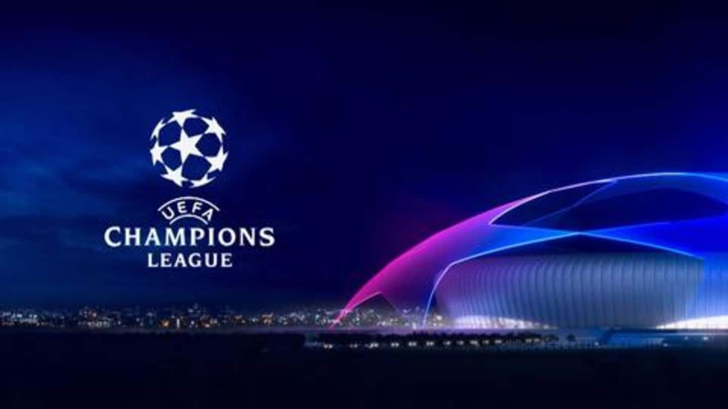 UEFA Champions League 2019-20: Preview for match-day 5