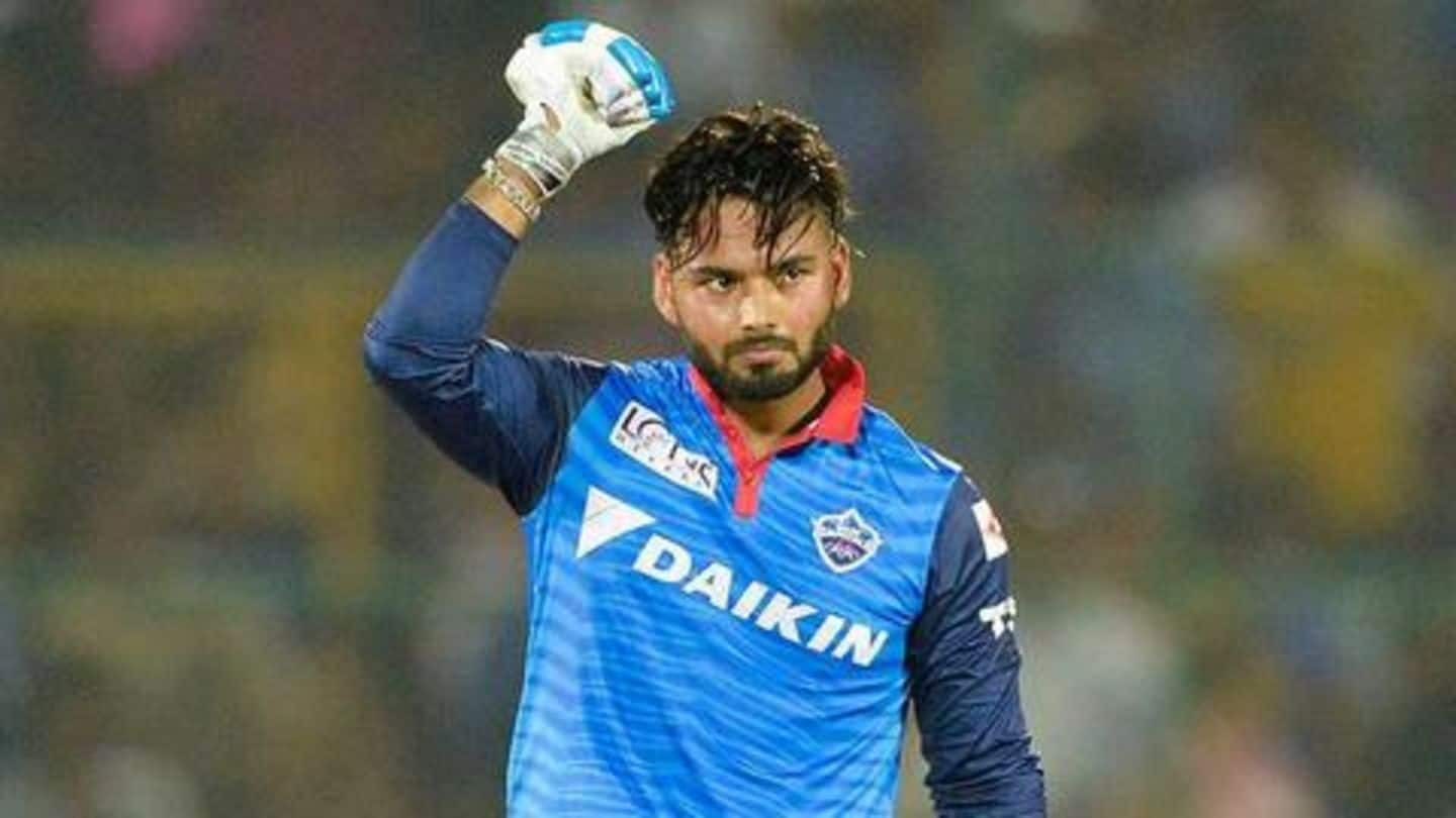 This legend believes Rishabh Pant is future of Indian cricket