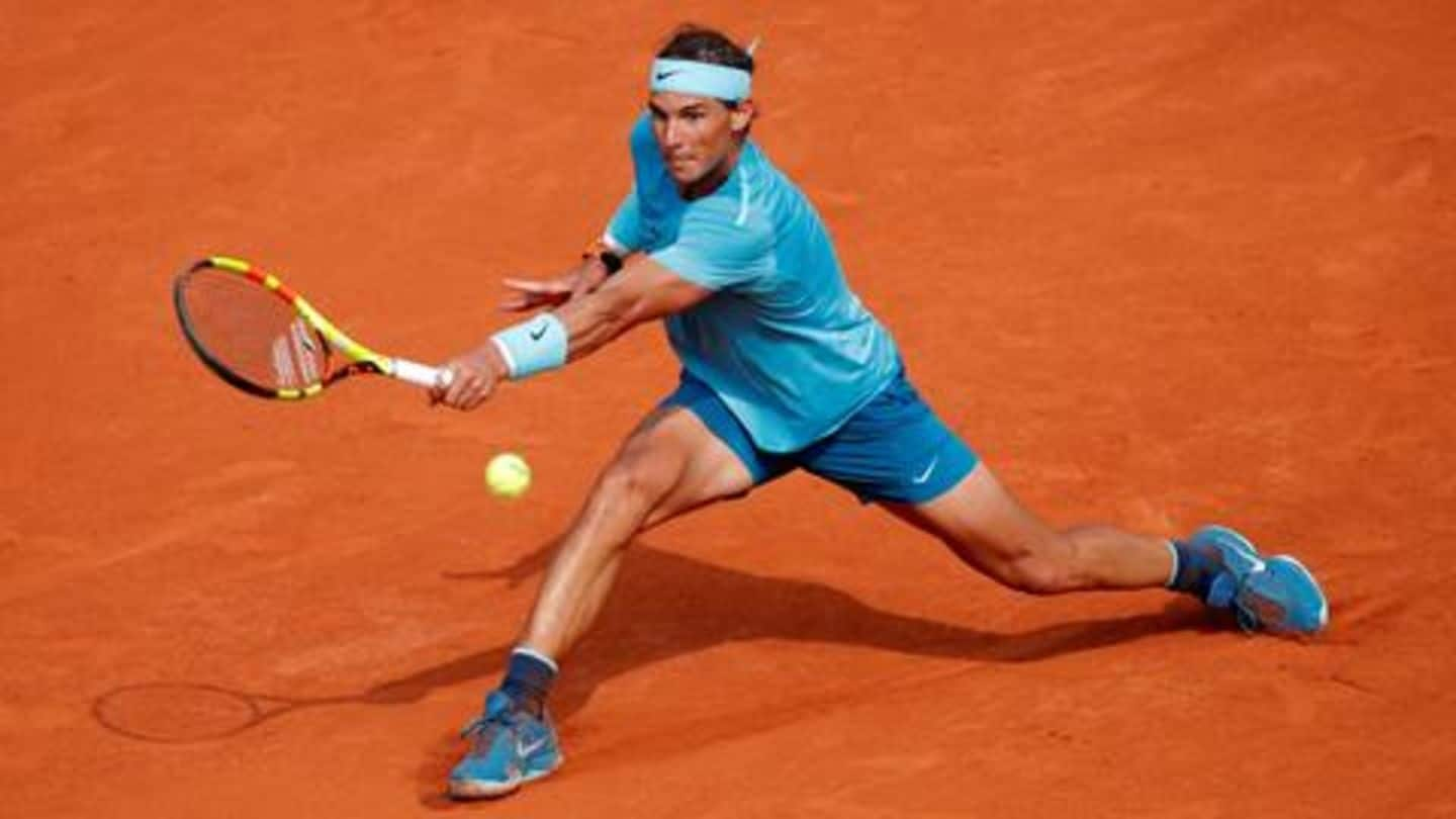 Rafael Nadal could script these records in 2020