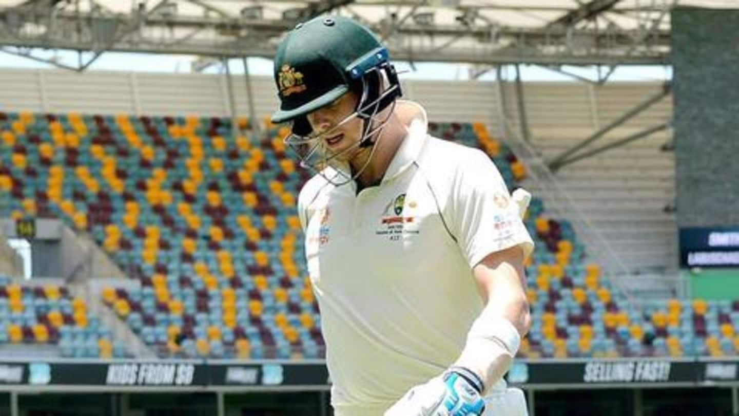 Smith punishes himself despite Australia's win over Pakistan. But why?
