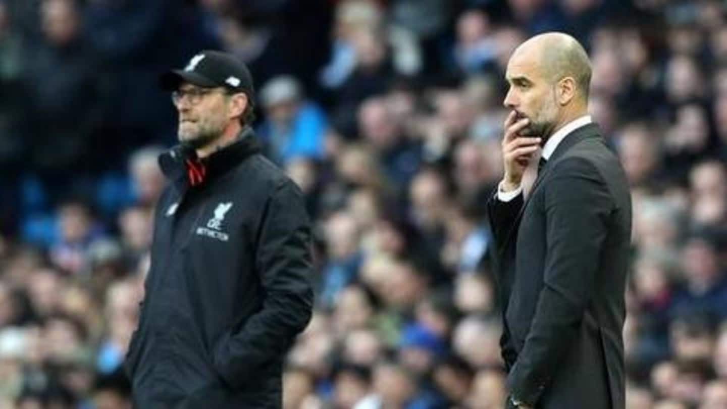 Who would win EPL 2018-19: Manchester City or Liverpool?