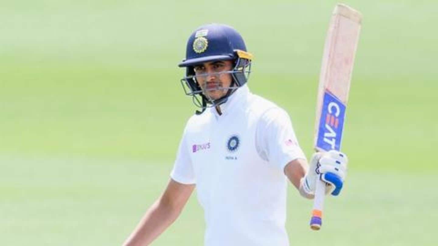 Shubman Gill replaces Rohit Sharma for NZ Tests: Details here