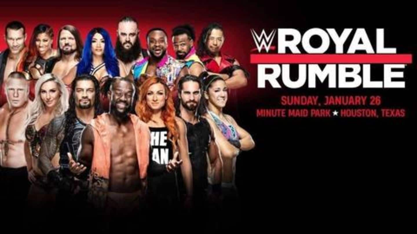 WWE: Preview and last-minute predictions for Royal Rumble 2020